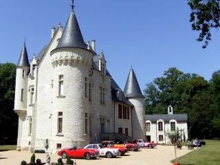 Chateau Artigny, Ceaux-en-Loudun