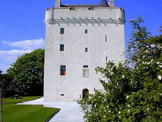 Ayrshire Castle, West Kilbride