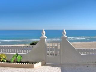 Bungaló 1a Linea de Playa Mil Palmeras, Pilar de la Horadada