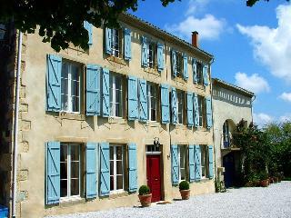 Château Lazerre, Lasserre-de-Prouille