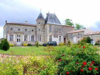 Château Serbise, Belluire