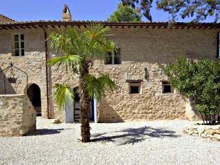 Villa Santini, Cortaccione