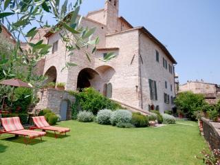 Villa Buona, Spello