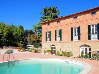 Villa Olive, Montisi