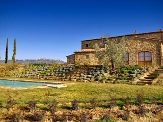 Villa Prugnolo, Pienza