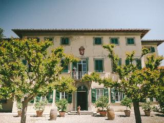 Villa Soldani, San Leolino