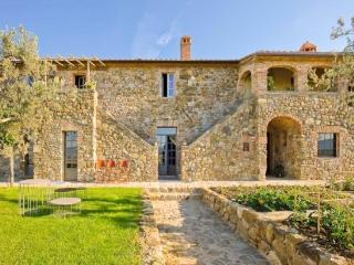 Villa Rombi, Pienza