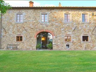 Villa Vigna, Arezzo