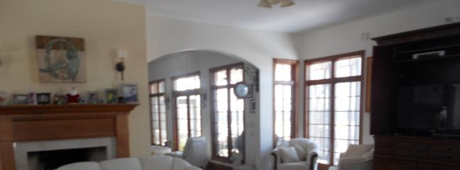 Beautiful Windows which lead out to a large 4 Seasons room with majestic views over Bluff