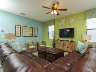 6 Bedroom 6 Bath Pool Home In ChampionsGate Golf Community. 1428RFD, Orlando