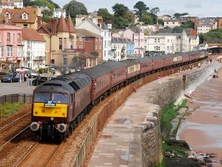 The Blenheim - 'Station Watch', Dawlish