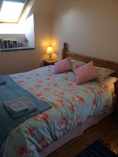 The Barn's Bedroom with Kingsize Double Bed