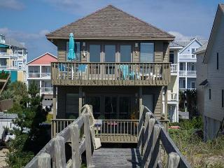 Oceanfront house with many upgrades in the heart of Atlantic Beach!