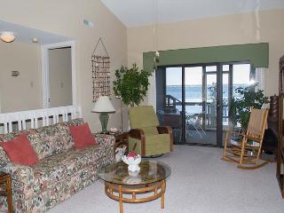 Soundfront Condo with great views of Bogue Sound!, Pine Knoll Shores