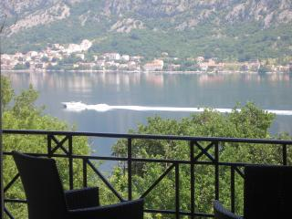 New on this site: Sea view in Prcanj Kotor Bay