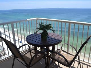 Luxury 1 Bedroom Gulf Front Corner Unit Remolded 2, Panama City Beach