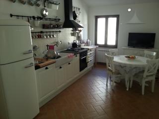Appartamento in casa del 1400, Montefalco