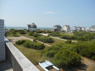 North Topsail Beach Ocean and Sound