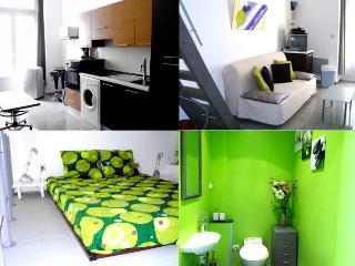 Design & modern Loft-Studio1/2 rooms- Center, Nice