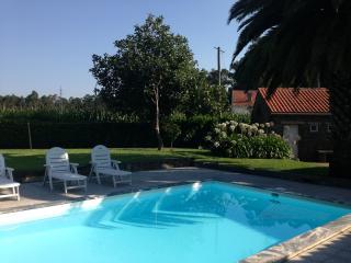 Quinta Da Fonte Boa - família Villa com piscina dorme 10 nr Esposende norte Portugal
