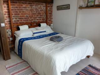 sea faring bed linen