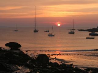 Sunrise at Front Beach