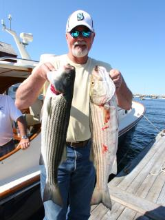 2 stripers