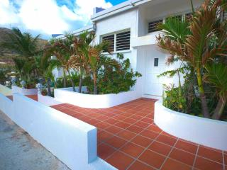 Sugar Bird Townhouse Apartment with Ocean View, Philipsburg