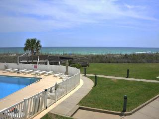 February Special $125/nt!! Gulf-front w/oversized balcony, gorgeous views!, Pensacola Beach