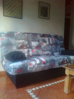 salon, sofa-cama