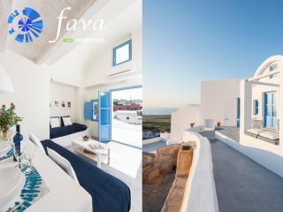 Fava Eco Residences - Scirocco Suite, Oia