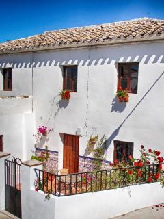 Casa Las Eras - La Celada, iznajar