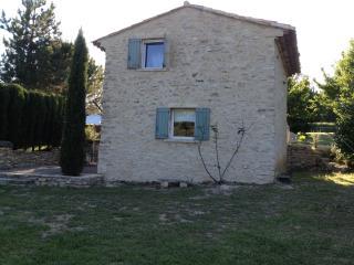 Le petit mas de La Peyrière dans le Luberon, Saignon