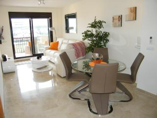 Luxury two bedroom apartment close to sea & golf