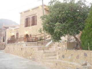 Stone villa in Kissamos