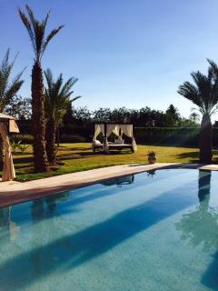 VILLA Riad Marrakech for 10 persons.