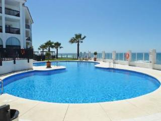 Apartment on the beach in the Costa del sol, Mijas