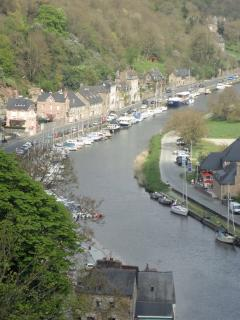 The river rance