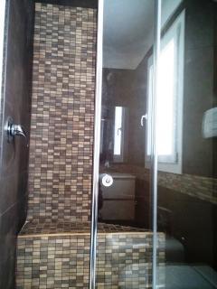 Bagno appartamento vista mare 2° piano