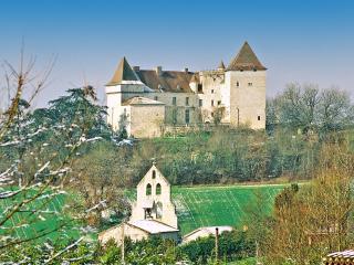 Château Garonne, Goudourville
