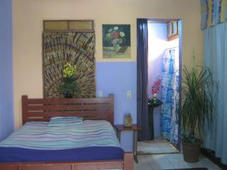 Cozy room with sundeck (sleep 2), Atenas