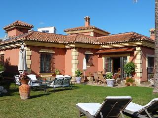 Villa La Palmera, Fuengirola