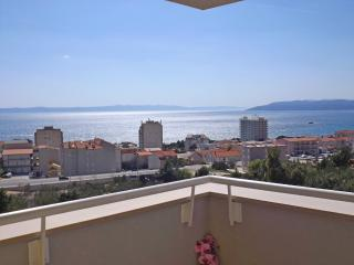 STUNNING VIEW APARTMENT, for 5!, Makarska