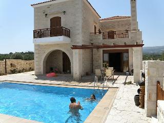 Villa Erofili, Asteri