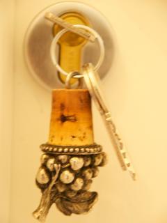 la chiave della camera della Vite