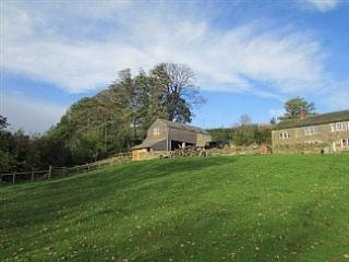 The Barn at Clough Wood, Thurstonland nr Holmfirth