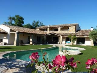 Beautiful contemporary house near Saint Tropez, Grimaud