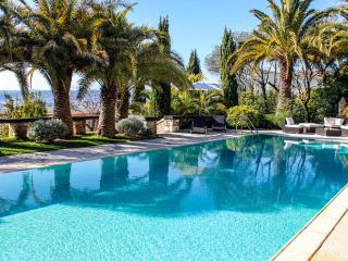 Nice villa, large pool, garden, cars spaces, 2mn dowtown.
