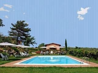 Appartamento  TULIPANO a San Gimignano con piscina