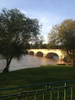 Le pont de Bléré